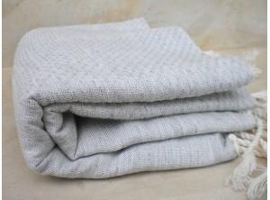 fouta nid d 39 abeille unie serviette fouta tunisienne pas. Black Bedroom Furniture Sets. Home Design Ideas