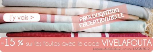 fouta en promos 15 sur toutes nos serviettes foutas le blog essentiel. Black Bedroom Furniture Sets. Home Design Ideas