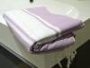 Fouta plate Violet Orchidée