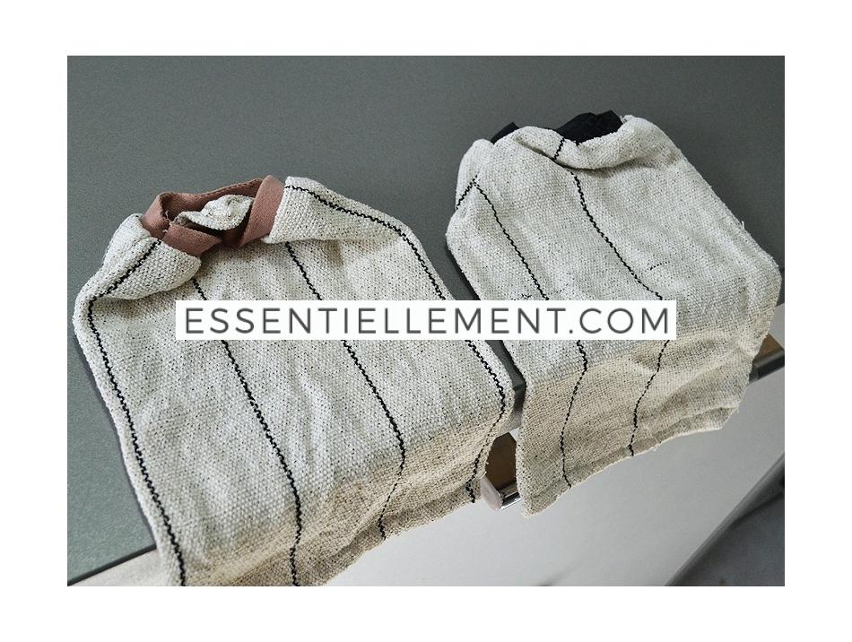 lot de 2 gants de kessa gant de hammam pour gommage. Black Bedroom Furniture Sets. Home Design Ideas