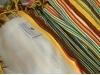 Fouta Jamaïques Doublée Eponge - Plate - Dispo Fin Octobre