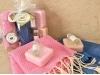 Coffret Parfumé Couples (2 savons + 2 fioles + 2 mini Fouta cobalt et dragée) - Dispo fin octobre