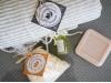 Coffret cadeau Milles et Une Nuit : Fouta, Fiole Parfum, Sels Bain, Savon