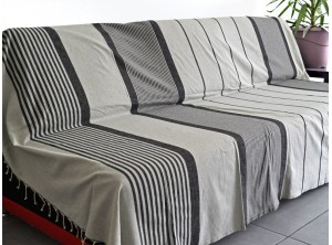 grande fouta xxl jet e de lit 2 places canap. Black Bedroom Furniture Sets. Home Design Ideas