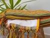 Serviette Fouta Jamaïques Doublée Eponge - Plate