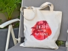 "Sac ToteBag ""Enjoy every moment"""