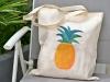 """Sac Tote bag """"Pineapple, Ananas"""""""