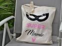 """Sac Tote bag """"Super Mamie"""""""